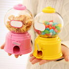Sweets Candy Gumball Machine Mini Saving Coin Bank Retro Dispenser Kid Gift Toy