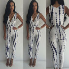Women Best Sleeveless Jumpsuit Romper Trousers Bodycon Clubwear Party Playsuit