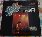 Jimi Hendrix Story of German Import only 2lp Polydor gate fold cover NM lps
