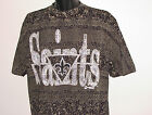 Vintage 90's New Orleans SAINTS MENDEZ T-Shirt *Player Print* NWT New Old Stock