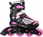 Girls Adjustable Inline Skates - Lenexa Venus Small, Medium, Large