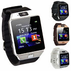 DZ09 Bluetooth Clever Watch Phone + Camera SIM Card For Android IOS Phones