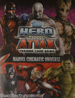Topps 2016 HERO ATTAX Marvel Cinematic Universe: Base card (#49-#78)