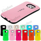 iFace Mall Ultra Slim Hybrid Shockproof TPU Hard Case Cover For Samsung Phones
