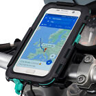 Motorcycle Pro Handlebar 19-33mm Bike Mount with Waterproof Case for Galaxy S7