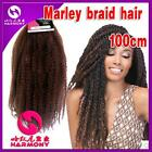 "Women's 20"" 50cm Kanekalon Marley Braiding Hair Twist braids Afro kinky 100gr"