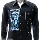 Sz S M L XL 2XL Motorhead Long Sleeve Shirt Punk Rock Tee Many Size Jmh4