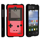 For Alcatel Pop Star LTE A845G Slim Fit Hard Shell Case Gaming Controllers