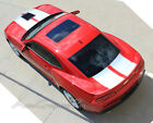 Vinyl Graphic Factory Style Racing Stripes Hood Decals Pro 3M 2014-15 Camaro SS