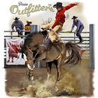 "Dixie Outfitters Rodeo "" HORSE DUST UP "" 50/50 Gildan/Jerzees T SHIRT"