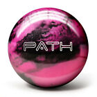 Pyramid Path Pink/Black Bowling Ball