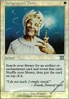1 PROMO FOIL Enlightened Tutor - Arena League Mtg Magic White Rare 1x x1