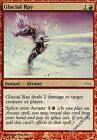 4 PROMO FOIL Glacial Ray - Arena League Mtg Magic Red Rare 4x x4