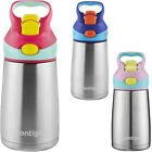 Contigo 10 oz. Kid's Striker Autospout Chill Stainless Steel Water Bottle image