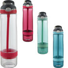 Contigo 26 oz. Ashland Autospout Water Bottle and Infuser