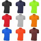Gildan Mens DryBlend Adult Sports Double Pique Plain Polo Shirt