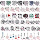New Arrival Charms Pendant Beads Fit European Sterling 925 Silver Barcelets US