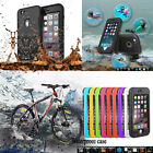 Shockproof Waterproof Dustproof Stand Case Cover For iPod Touch 5 / Touch 6 Gen