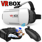 VR BOX Virtual Reality 3D Glasses Google Headset For Samsung S3 S4 S5 +Gamepad