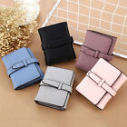 Cute Women PU Leather Small Wallet Card Holder Coin Purse Clutch Handbag New TY