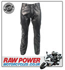 Richa Classic Jean Motorcycle Motorbike Trousers - Black