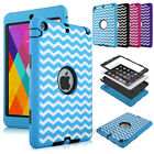 For iPad Mini 1 2 3 US Seller New Shockproof Dirtproof Rubber Hybrid Case Cover
