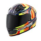 Scorpion EXO-R2000 Tagger Ensenada Full Face Helmet Free Size Exchanges