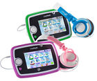 Folding Travel Kids DJ Style Headphones suitable for Leapfrog LeapPad 3 Tablet
