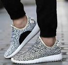 Mens Boots Gym Trainers Fitness Sports Running Casual Shoes Sneakers White 350