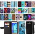 For Samsung Galaxy On5 G550 G500 Design Flip Wallet Card POUCH Case Cover + Pen