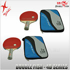 DOUBLE FISH TABLE TENNIS - 4D SERIES BAT - LONG HANDLE / SHORT HANDLE BLADE