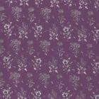 JANE MAKOWER SIHOUETTES MAUVE FLORAL 100% COTTON FABRIC quilting dressmaking