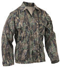 hunting bdu shirt smokey branch camo camouflage military style rothco 8850