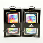 Adidas x Griffin Sport Armband Case for Samsung Galaxy S7 S6 S5 (Blue & Red) NEW