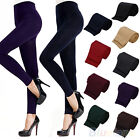 Lady Women Winter Warm Skinny Slim Leggings Stretch Pants Thick Footless Hot