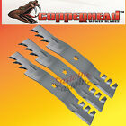 "Copperhead Commercial  Multch Blades  AYP 54"" Cut  18"" x 3"", Star Hole 5 Point"