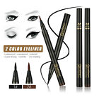 HuaMianLi-Charming Eyeliner Slim Liquid Eyeliner Waterproof Quickdrying Makeup