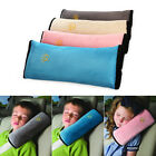 Child Car Seat Belt Pillow Shoulder Strap Pad Cushions Head Supports Kids UK