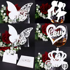 Wedding Name Table Number Card Holders Place Cards Crown Pumpkin Cart