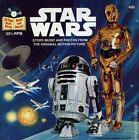 Star Wars Book and Record (1979 Lucasfilm) #450R NM