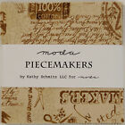 PIECEMAKERS Charm Pack by Kathy Schmitz for Moda Fabrics