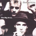 THEN JERICHO [ CD 1989 ] THE BIG AREA - EXCELLENT CONDITION - USA  - 10 TRACKS
