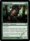 4 Spawnwrithe = AUCTION Shadowmoor Mtg Magic Green Rare 4x x4