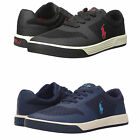 Polo Ralph Lauren Mens Hellidon Casual Lace Up Low Fashion Sneakers Shoes Kicks