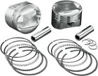 """Wiseco 1000cc Sportster Forged Piston Kit +.010"""" 3.198"""" Bore (K1601)"""
