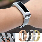 Fr Fitbit Alta!Stylish Milanese Magnetic Replacement Wristband Strap+Metal Frame