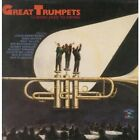 GREAT TRUMPETS CLASSIC JAZZ TO SWING Various Artists LP VINYL 16 Track Featuri