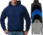 Mens Heavy Blend Pullover Hooded Sweatshirt Hoodie, Hoody