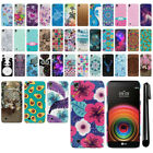 For LG X Power K6 K6P K450 K210 K220 US610 LS755 HARD Back Case Cover + Pen