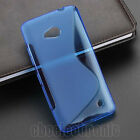For Microsoft 550 Lumia 550 S Line Skidproof Gel skin Case cover